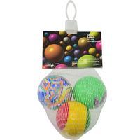 Tilda Studsbollar 3-Pack Blandade Färger