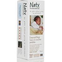 Naty Eco Disposal Bags 50pcs