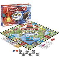 Pokémon Monopoly: pokemon monopol