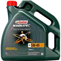 Castrol Motor Oil Magnatec Professional OE 5W-40