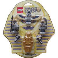 Pharaoh´s quest skeleton mummy battle pack - lego