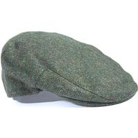 Barbour Moons Tweed Cap Grön