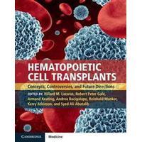 Hematopoietic Cell Transplants (Inbunden, 2017)