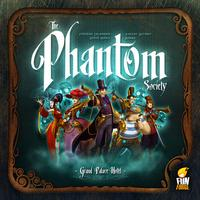 Funforge The Phantom Society