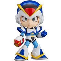 Mega Man X Nendoroid - Maverick Hunter X Full Armor Figure 10cm
