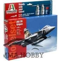 Italeri JAS 39 Gripen - Presentset