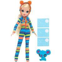 Moxie Girlz Awery Docka pyjamas pyjamasparty 25cm