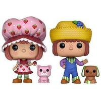 Funko Pop: Strawberry Shortcake - Strawberry Shortcake & Huckleberry Pie 2-Pack Figures 9cm Limited Edition