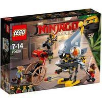 Lego The Ninjago Movie Piranha Attack 70629
