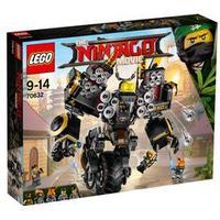 Lego The Ninjago MovieQuake Mech 70632