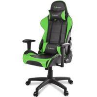 Arozzi Verona V2 Gaming Chair - Black/Green
