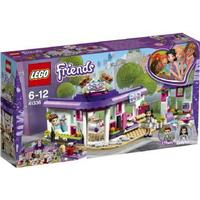 Lego Friends Emma's Art Café 41336