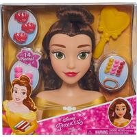 Just Play Disney Princess Belle Styling Head