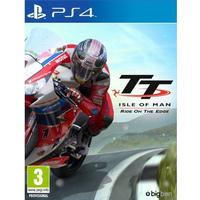 TT: Isle of Man - Ride on the Edge