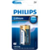 Philips CR123A 3V 1-pack