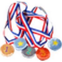 Oskar & Ellen Medaljer, 5-Pack