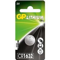 GP Batteri Lithium CR1632