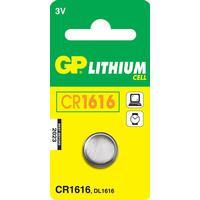 GP Batteri Lithium CR1616