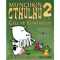Steve Jackson Games Munchkin Cthulhu 2: Call of Cowthulhu (Engelska)