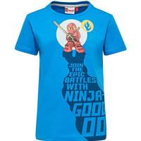 Lego Wear Ninjago T-Shirt Teo 503 - Blue