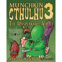Steve Jackson Games Munchkin Cthulhu 3: The Unspeakable Vault (Engelska)
