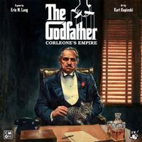 Asmodee The Godfather: Corleone's Empire (Engelska)
