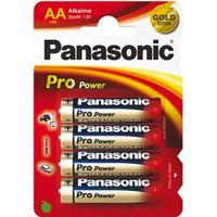 Panasonic AA Pro Power 4-pack