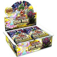 YU-GI-OH! STAR PACK BATTLE ROYAL BOOSTER DISPLAY BOX
