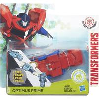 Transformers - Robots in Disguise - 1-Step Changers- Optimus Prime (B6805)