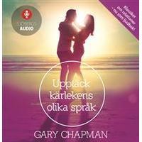 Upptäck kärlekens olika språk (Ljudbok CD, 2017)