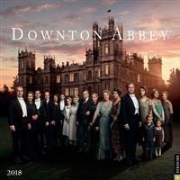 Downton Abbey Wall Calendar (Övrigt format, 2017)