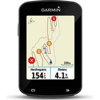 Garmin Edge 820 GPS Fahrradcomputer inkl. Premium HF-Brustgurt + Geschwindig.-/Trittfrequenz