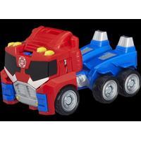 PLAYSKOOL TRANSFORMERS Rescue Bots Figure, Optimus Prime