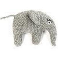 Smallstuff Handrattle Elephant Grey