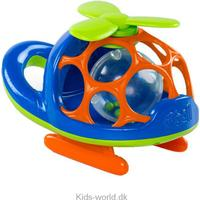 Oball Helikopter - O-Copter - Blå/Orange/Grøn