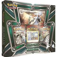 Pokemon papplåda silvally collection box