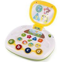 Baby Buddy bærbar computer - Leg og lær Lær om tal, bogstaver, former, dyr og deres lyde