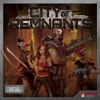 Plaid Hat Games City of Remnants (Engelska)