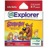 LeapFrog Explorer Scooby-Doo! Pirate Ghost of the Barbary Coast