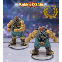 TT Combat Rookie - Dwarf Brawler & Dwarf Grappler