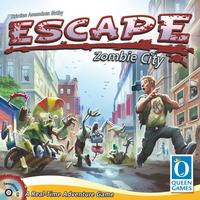 Queen Games Escape: Zombie City