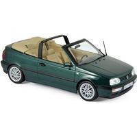 Norev 188431 VW Golf Cabriolet metallic grün 1995 Maßstab 1:18
