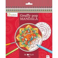 Avenue Mandarine Graffy mandala - Jul, Avenue Mandarine
