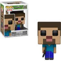 Funko Pop! Games Minecraft Steve