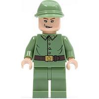 Lego figur indiana jones russian guard 3