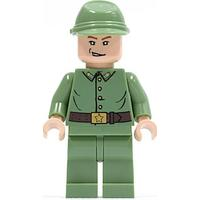 Lego figur indiana jones russian guard 3