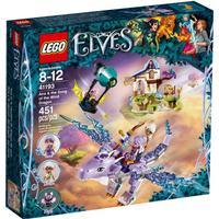 Lego Elves Aira och vinddrakens sång 41193