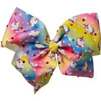 Jojo Siwa Unicorn Bow Rainbow 8-10 år