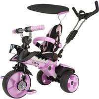 INJUSA Trehjuling City Rosa 3262