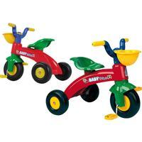 INJUSA Injusa Trehjuling med korg 350